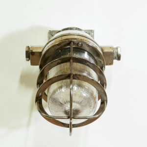 Wall light « coudée » (bent) anciellitude