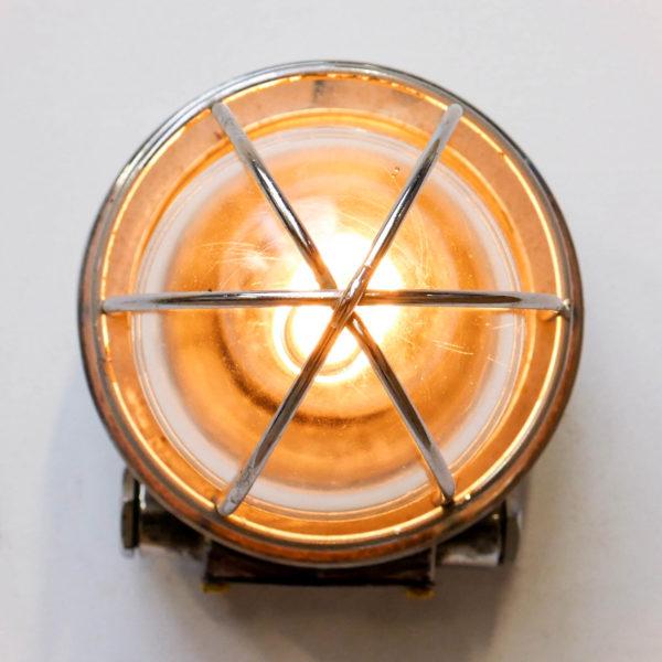 applique ronde grille étoile anciellitude