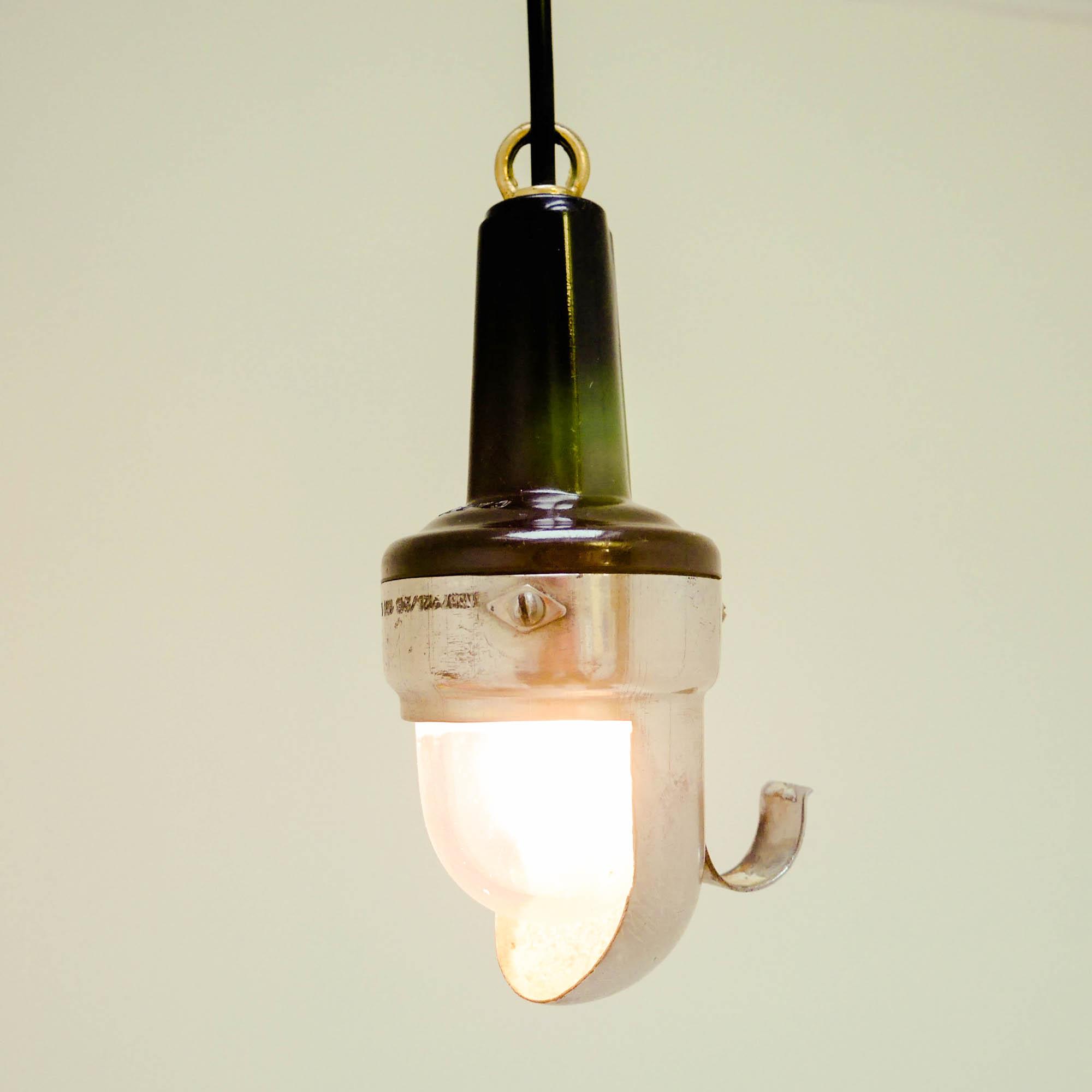 Mini portable lamp cccp9 - Anciellitude