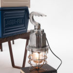 inspection lamp with square handle anciellitude