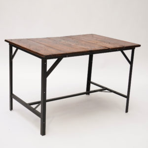 Wooden workbench anciellitude
