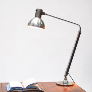 « Long arm » lamp anciellitude