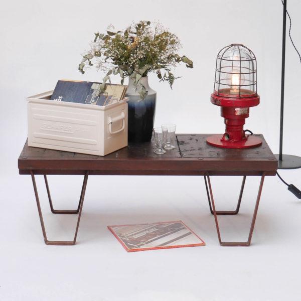 lampe signalétique rouge anciellitude