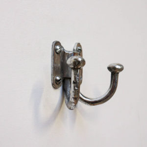 Handbag hook in aluminium anciellitude