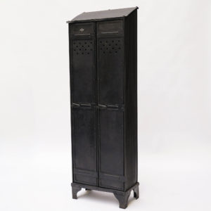 "Locker ""Strafor"" 2 solid doors anciellitude"