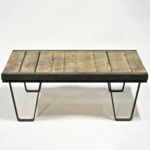 Sncf pallet - middle size - light wood