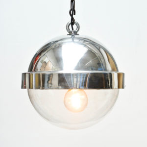 Suspension Boule Aluminium anciellitude