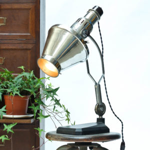 Old medical lamp anciellitude