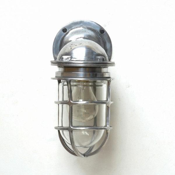 Applique industrielle en aluminium brossé anciellitude