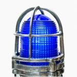 Lampe signalétique de couleur anciellitude