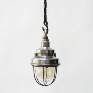 Ceiling Lamp with a 6 Branches Fence anciellitude