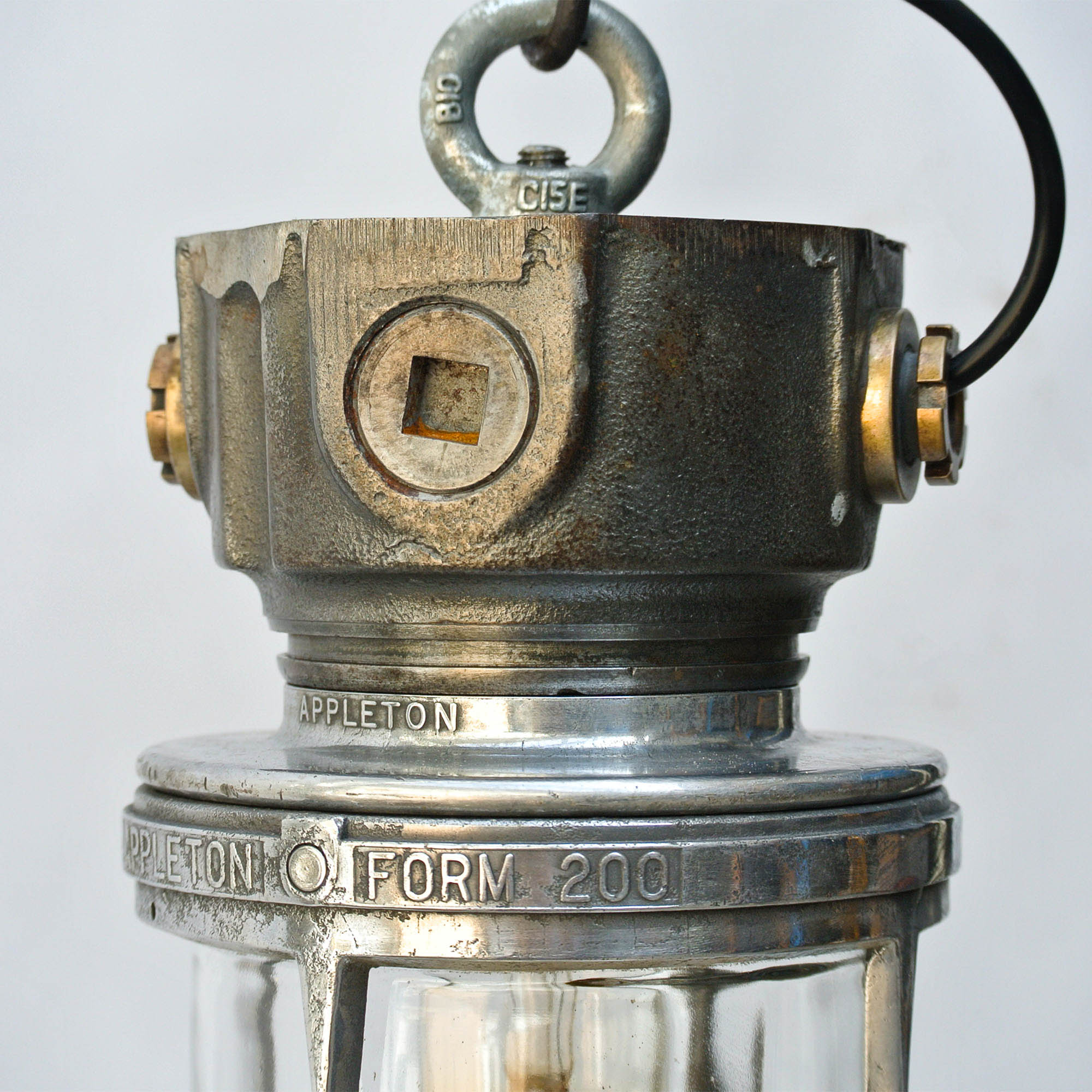 Canadian American Explosion Proof Lamp