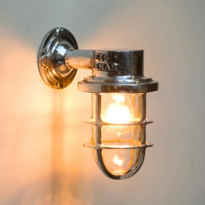 """Lemar"" Wall Light anciellitude"