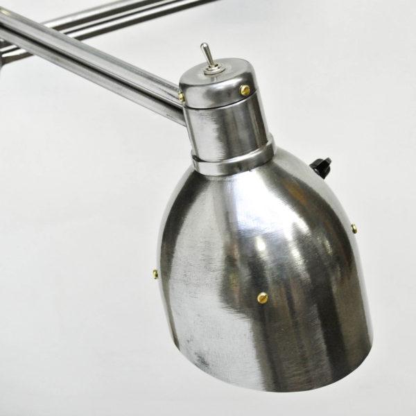 Lampe russe à bras articulés déployable anciellitude