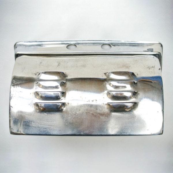 Applique liseuse au verre quadrillé anciellitude