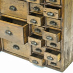 Old Craft Furniture with Drawers anciellitude