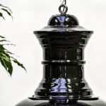 Old Lamp from Paris fully restored anciellitude