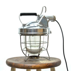 "Portable Lamp ""Teapot"" anciellitude"