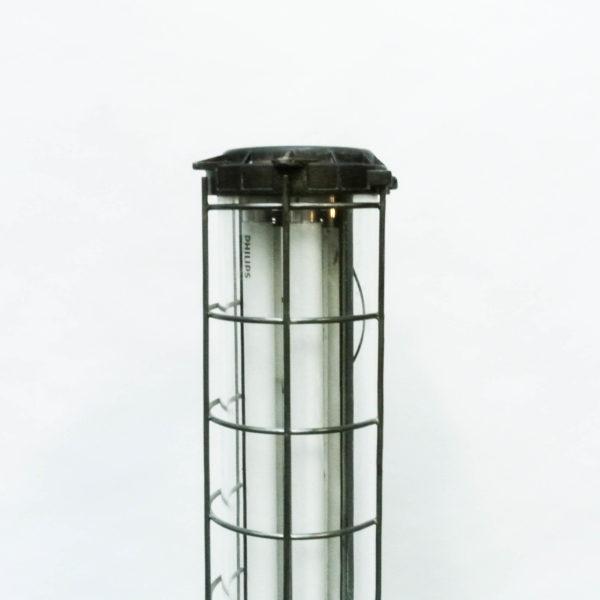 Fluo en fonte d'aluminium patiné grillagé (grand format) anciellitude