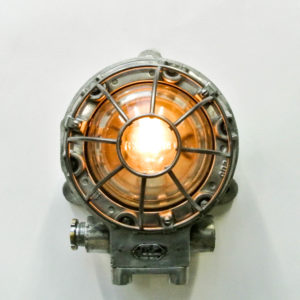Explosion proof wall light, URSS anciellitude